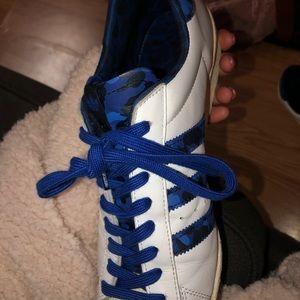 Bape Shoes - 2015 Adidas Superstar 80V - UNDFTD X BAPE